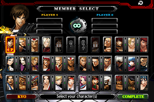 THE KING OF FIGHTERS-A 2012(F)