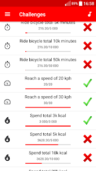 Cycling - Bike Tracker