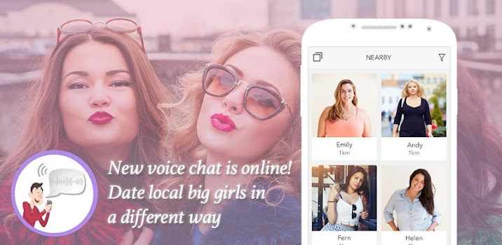 BBW Dating & Plus Size Chat