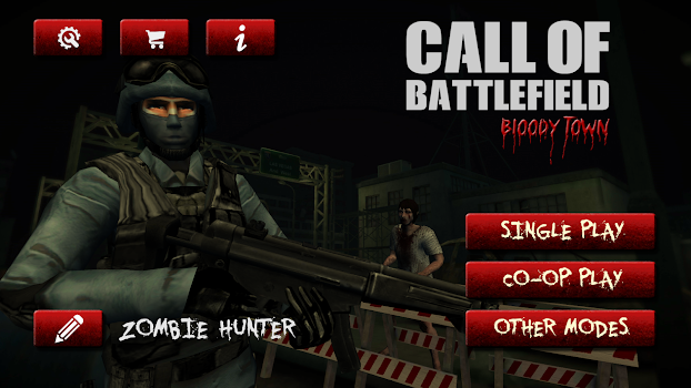 Call Of Battlefield:Online FPS