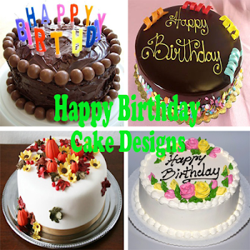 Happy Birthday Cake Designs By Giledroid Lifestyle Category