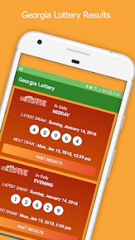 Georgia Lottery Results - by Lotto Apps Zone - Entertainment