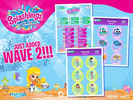 splashlings collector guide