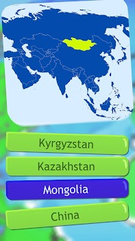 World map quiz geography game by smart quiz apps trivia games world map quiz geography game gumiabroncs Images
