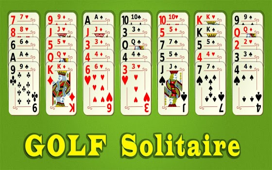 Golf Solitaire Mobile