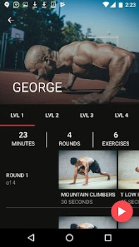 Full Control Bodyweight Fitness Training & Workout