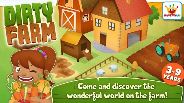 Dirty Farm for Kids