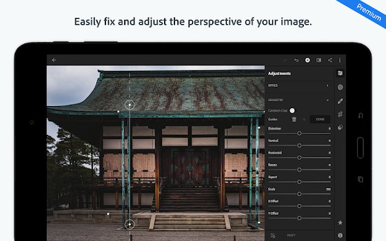 Adobe Lightroom CC - Photo Editor