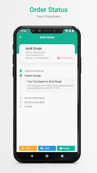 Income Tax Return filing App by All India ITR