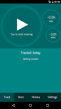 Hours - Time Tracker