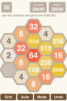 Hexic 2048 by smartplayland puzzle games category 18642 hexic 2048 hexic 2048 fandeluxe Choice Image