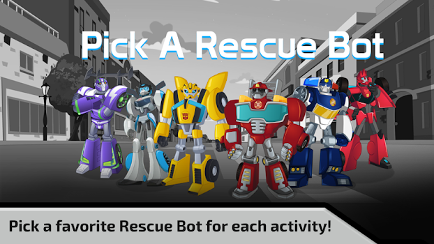 Transformers rescue bots need for speed by playdate digital inc transformers rescue bots need for speed fandeluxe Images