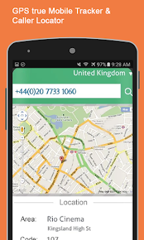 True Mobile Number Location Tracker By Fawbja Team Maps - Mobile tracker map