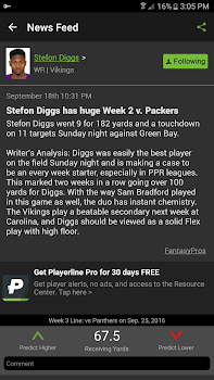Fantasy Football & NFL News