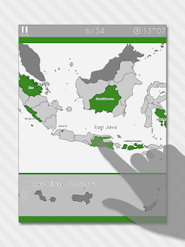 Enjoy l indonesia map puzzle by digital gene educational games enjoy l indonesia map puzzle gumiabroncs Image collections