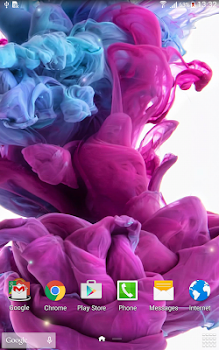 Ink in Water Live Wallpaper