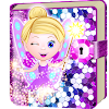 Glitter Diary - Cute Daily Planner