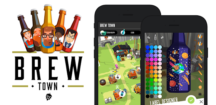 brew town by appbox media casual games category 4244 reviews appgrooves best apps