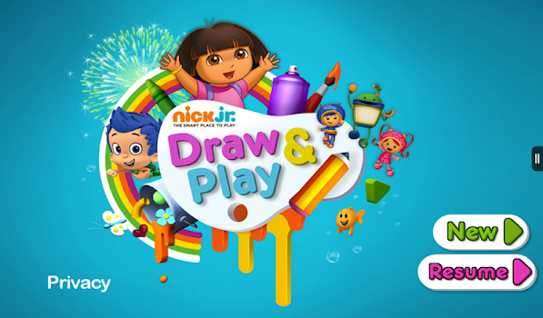 Nick Jr Draw & Play