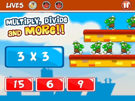 Basic Math Games for kids: Addition Subtraction