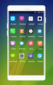 download theme iphone for oppo a71