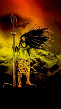 Aghori Mahakal Neon Hd Wallpapers By Creative Apps Lifestyle