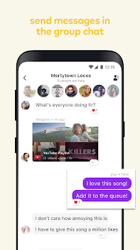 Airtime: Group Facetime + YouTube