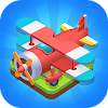 Merge Plane - Click & Idle Tycoon