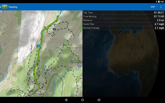 Earthmate gps with topo maps by delorme publishing inc earthmate gps with topo maps gumiabroncs Images