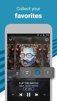 Deezer Music Player: Songs, Radio & Podcasts