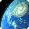 Wind Map 🌪 Hurricane Tracker (3D Globe & Alerts)