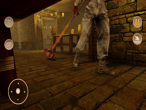 Papa Hammer Evil Monster 3D – Horror Escape Games