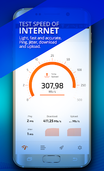 FIREPROBE Speed Test