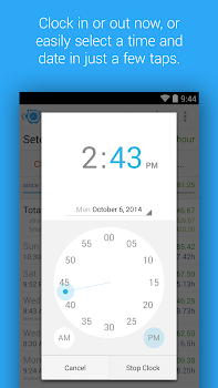 HoursTracker: Time tracking for hourly work