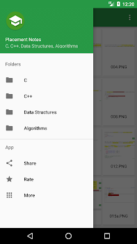 Placement Notes - C, C++, DS, Algorithms - by BuildFirst - Education