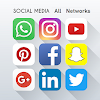 All Social Network App (All in One)