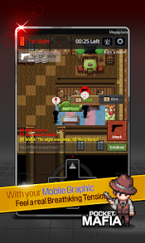 Pocket Mafia: Mysterious Thriller game