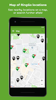 RingGo - pay by phone parking