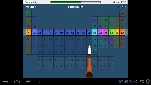 Periodic table by grey olltwit software educational games periodic table urtaz Images