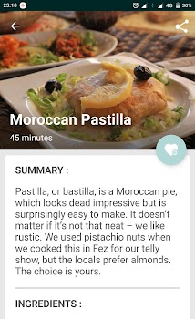 Moroccan recipe by sh3dapps food drink category 2 reviews moroccan recipe forumfinder Gallery