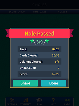 Golf Solitaire Classic