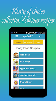 Baby food recipes by appded lifestyle category 3 reviews baby food recipes forumfinder Choice Image