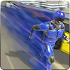 Super Light Speed Robot Superhero: Speed Hero