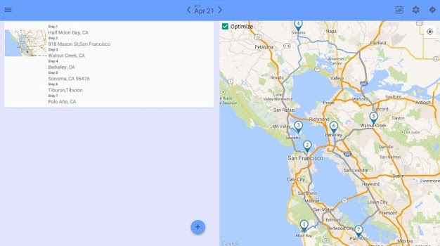 Routemanager route planner by lagoonapps maps navigation routemanager route planner publicscrutiny Images