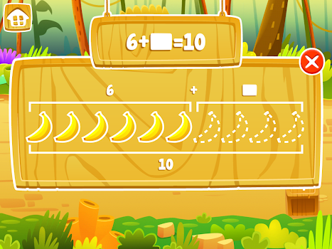 Math Jungle : Kindergarten