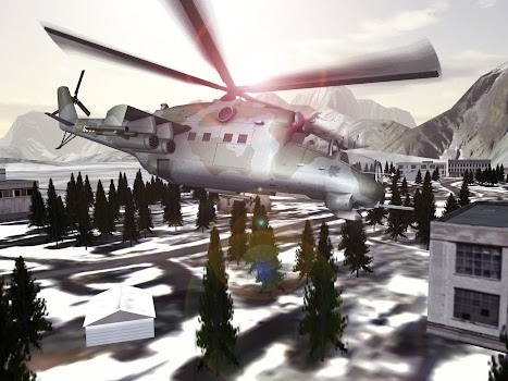 Hind - Helicopter Flight Sim