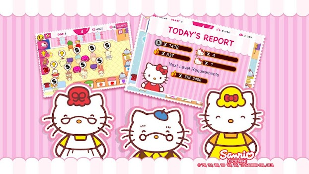 ce50c5a038499 Hello Kitty Cafe - by Sanrio Digital - Category - 5 Review ...