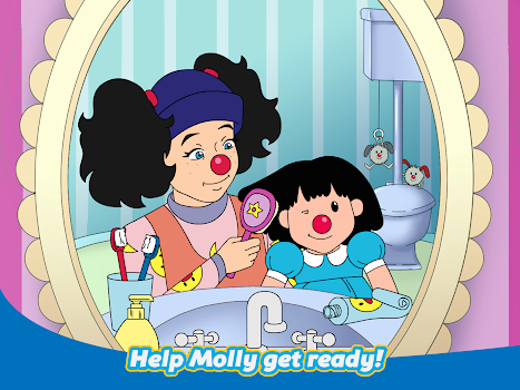Molly's Big Day!