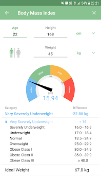 BMI Calculator
