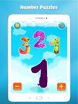 Number Counting games for toddler preschool kids